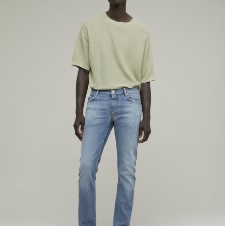 Jeans Unity Slim Closed Light Blue