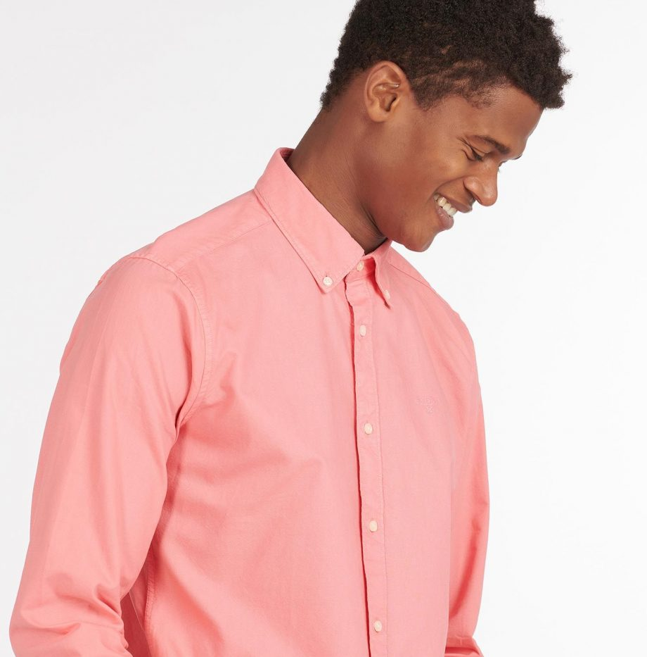 Oxford_13_Chemise_Barbour_Corail