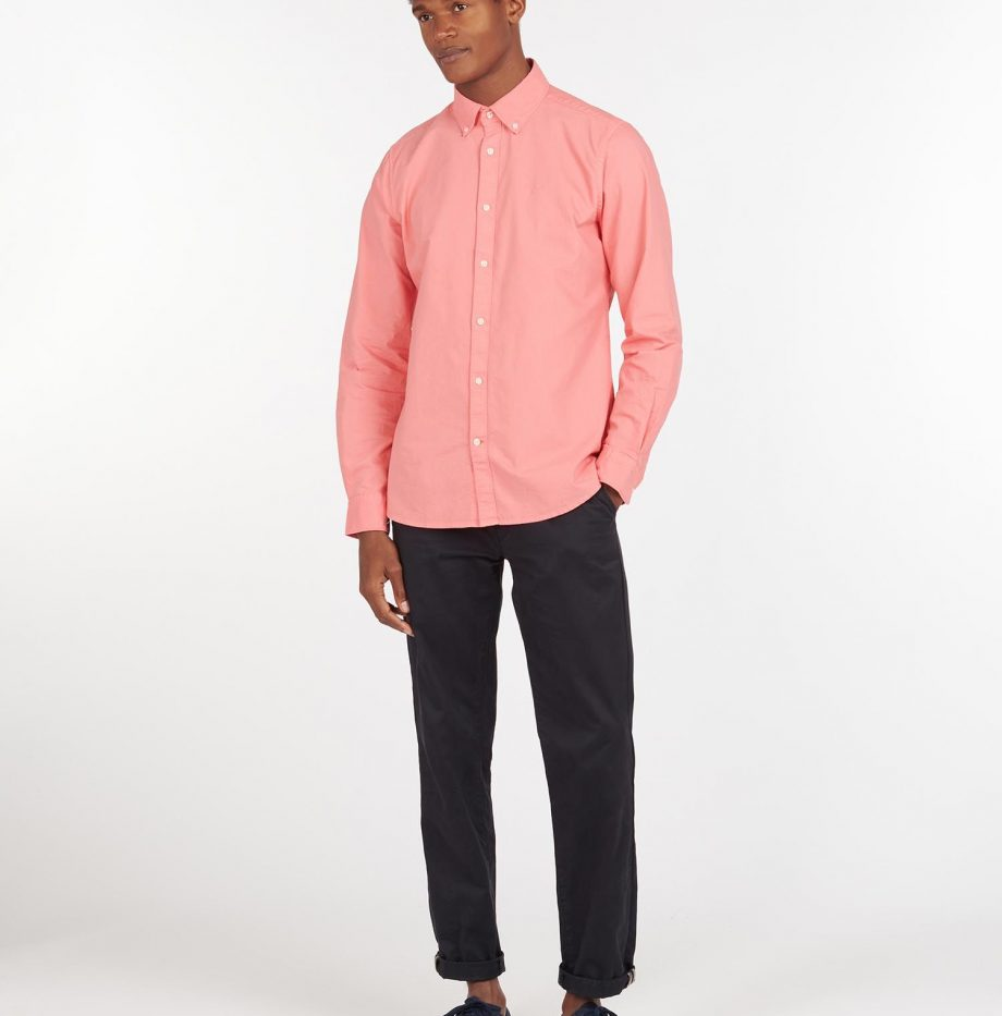 Oxford_13_Chemise_Barbour_Corail_3