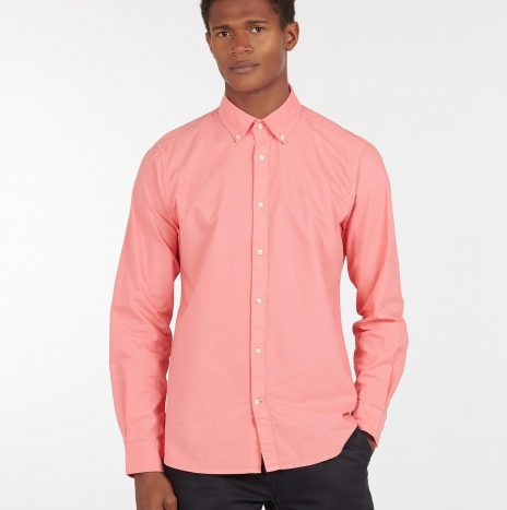 Oxford 13 Chemise Barbour Corail