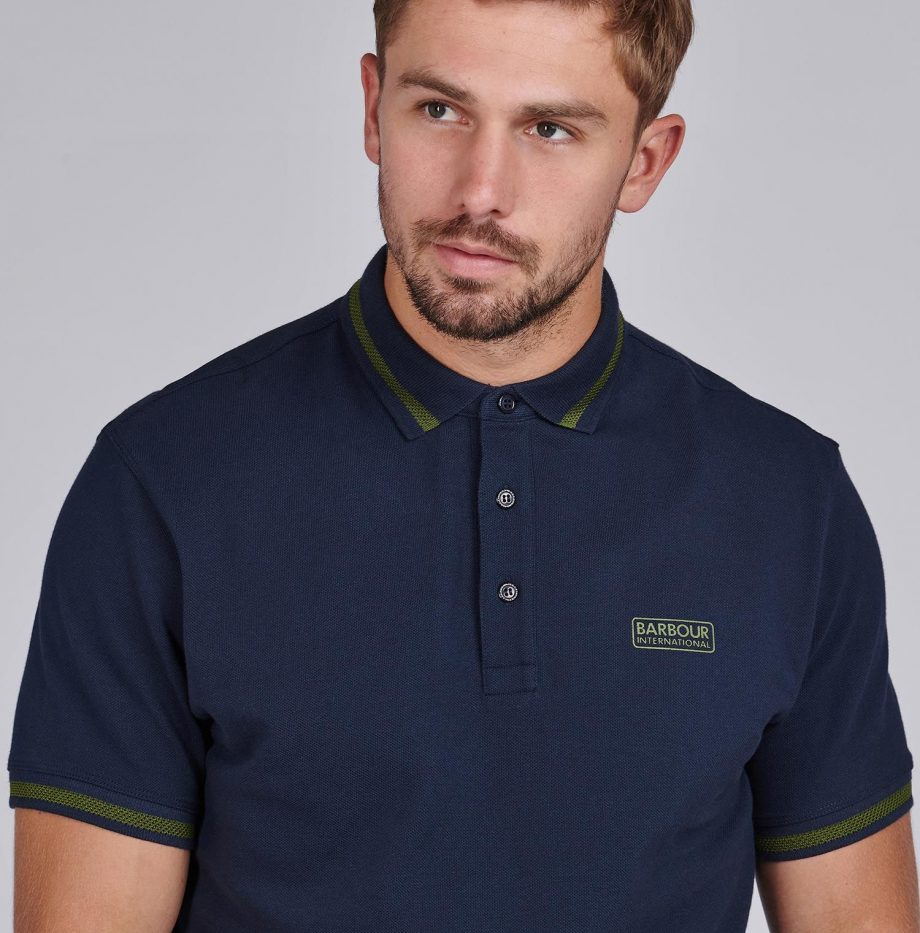 Polo_Grid_Tipped_Barbour_International_Navy