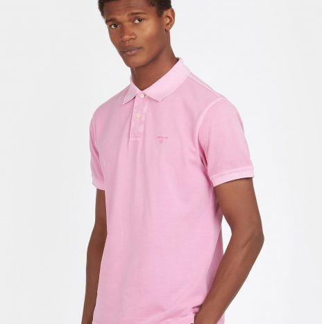 Polo Washed Sports Barbour Rose