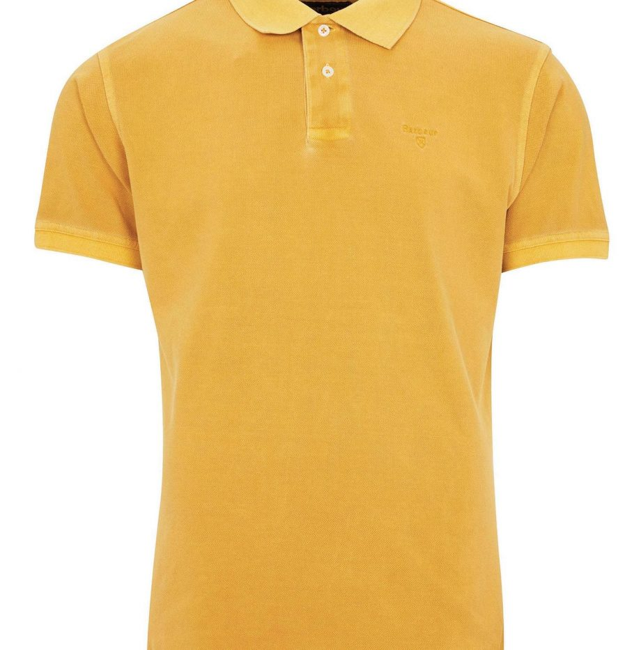 Polo_Washed_Sports_Barbour_Yellow_2