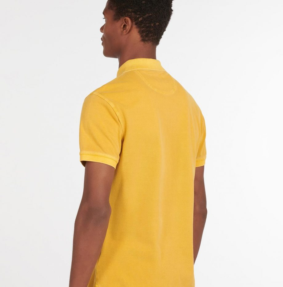 Polo_Washed_Sports_Barbour_Yellow_4