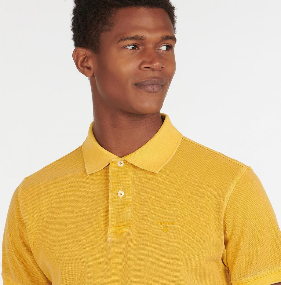 Polo_Washed_Sports_Barbour_Yellow_5