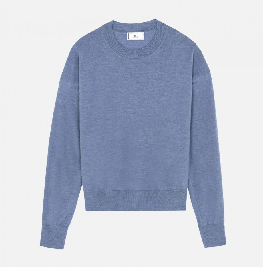 Pull_Col_Rond_Oversize_Ami_Bleu_2