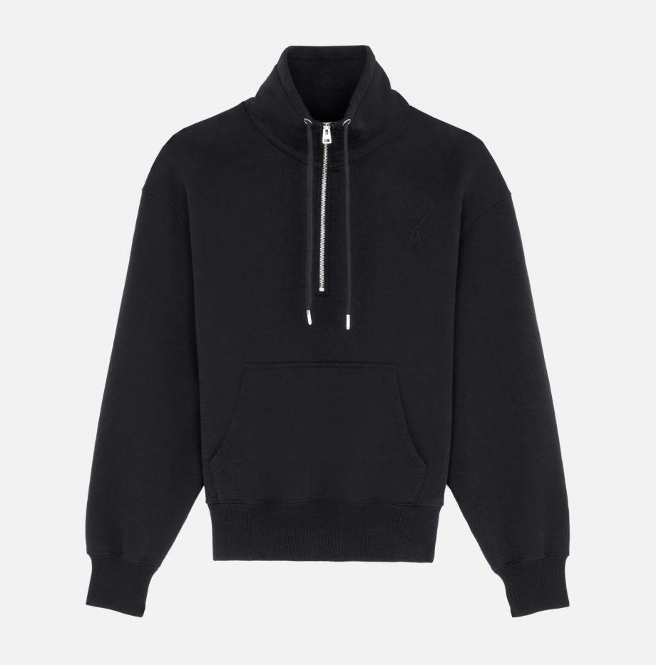 Sweatshirt_Zippe_Ami_de_Coeur_Marine_2