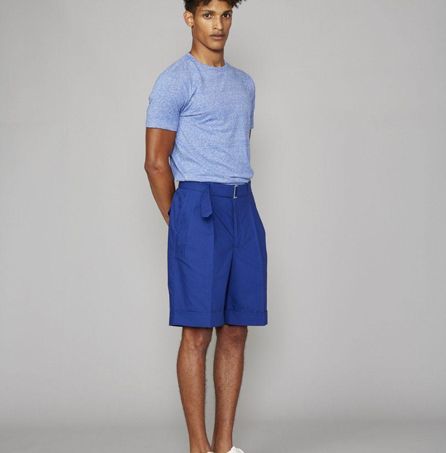 Tee-Shirt_Jersey_Coton_et_Soie_Officine_Générale Whie:Blue_4