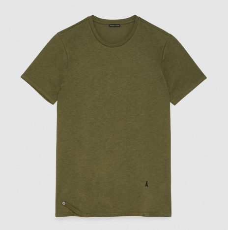 Tee-shirt Patrizia Pepe Palm Green