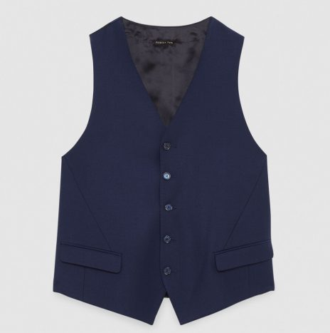 Gilet Patrizia Pepe Royal Navy