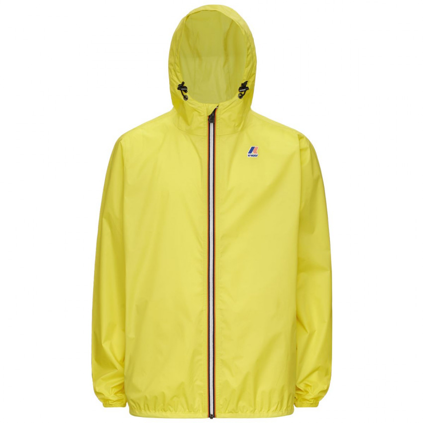 Le_Vrai_Claude_3.0_BLouson_K-Way_Yellow_Lemon