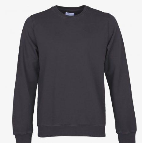 Sweat Classic Organic Colorful Standard Lava Grey