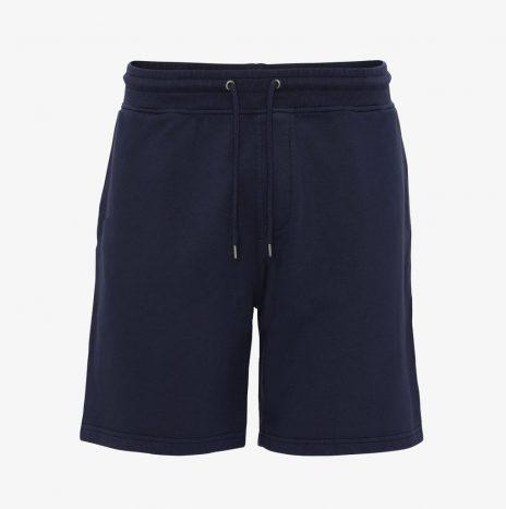 SweatShorts Classic Organic Colorful Standard Navy Blue
