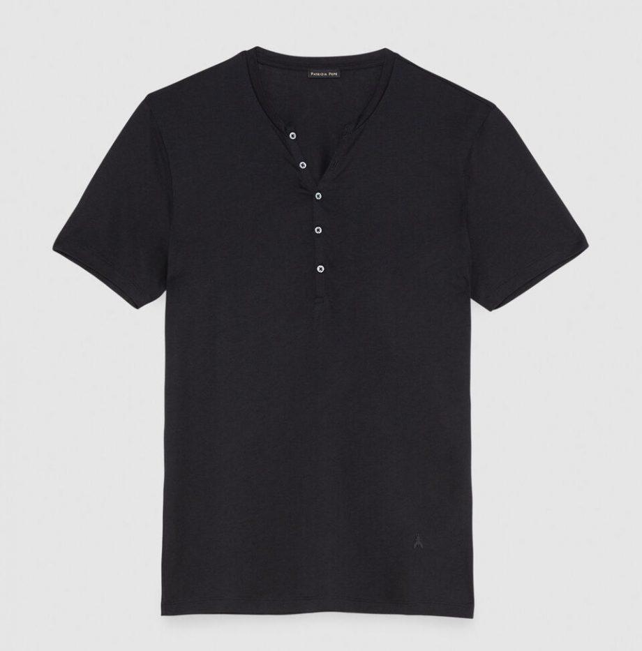 Tee-shirt_Patrizia_Pepe_Bleu_Marine