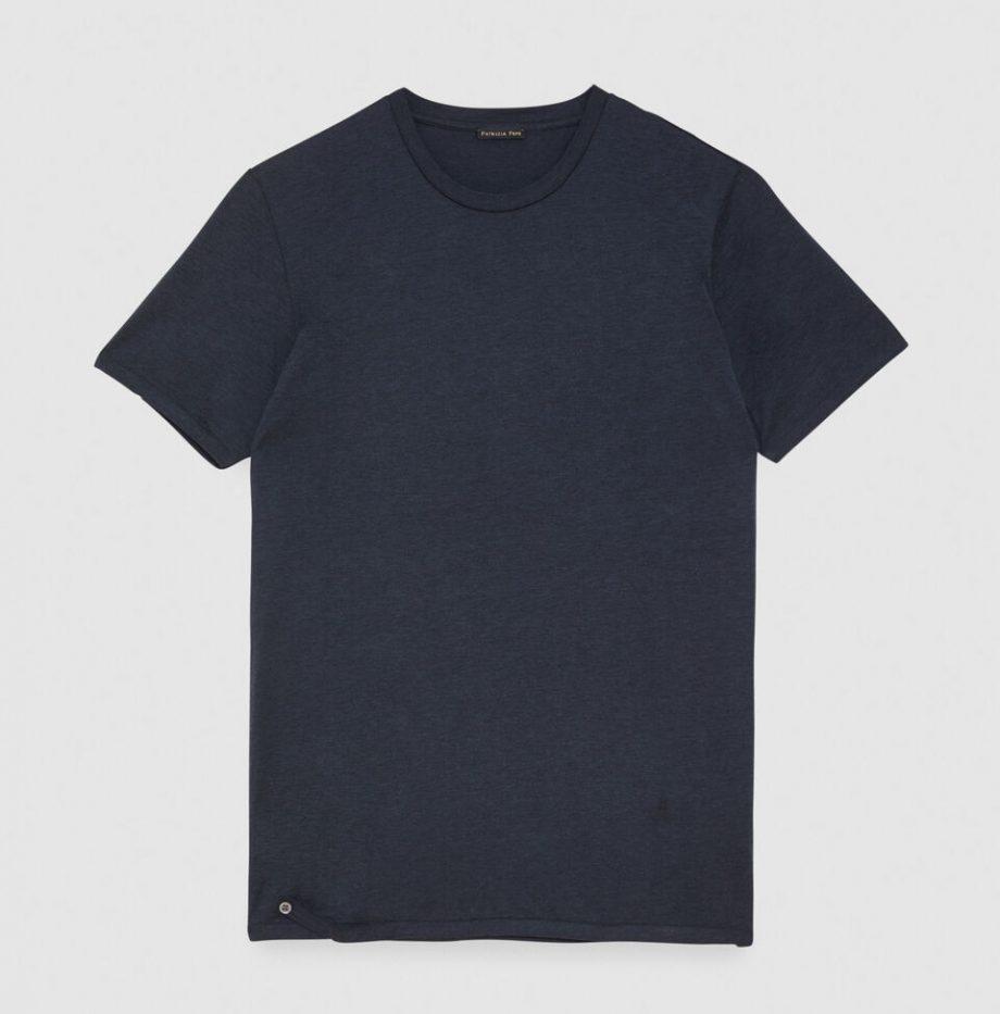 Tee-shirt_Patrizia_Pepe_Royal_Navy