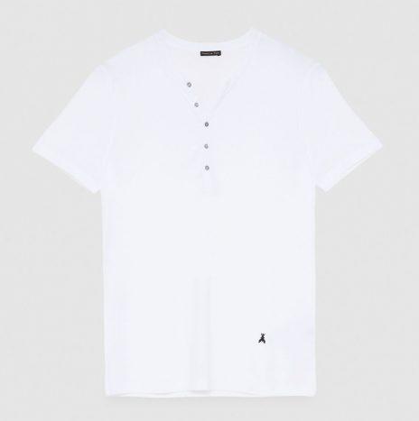 Tee-shirt Patrizia Pepe White