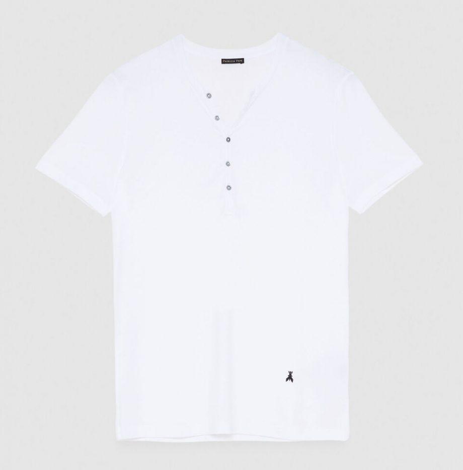 Tee-shirt_Patrizia_Pepe_White