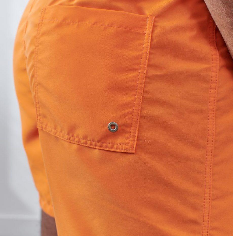 Le_Capitaine_Short_de_Bain_Le_Slip_Français_Orange_4