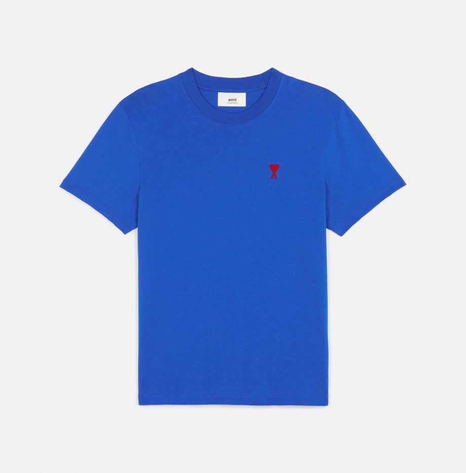T_Shirt_Ami_de_Coeur_Bleu_Roi_2