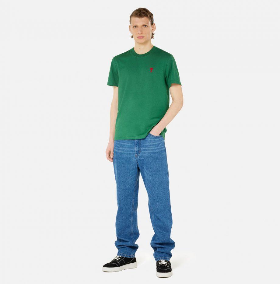 T_Shirt_Ami_de_Coeur_Vert