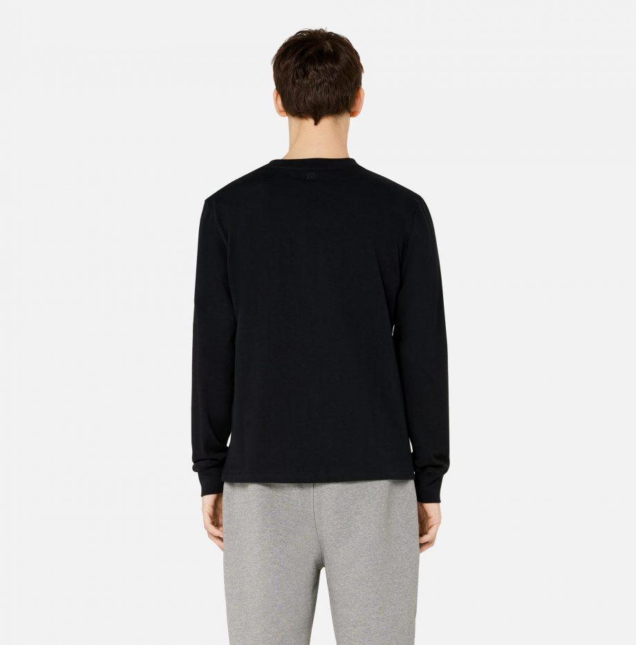 T_shirt_manche_longue_Ami_de_Coeur_Noir_3