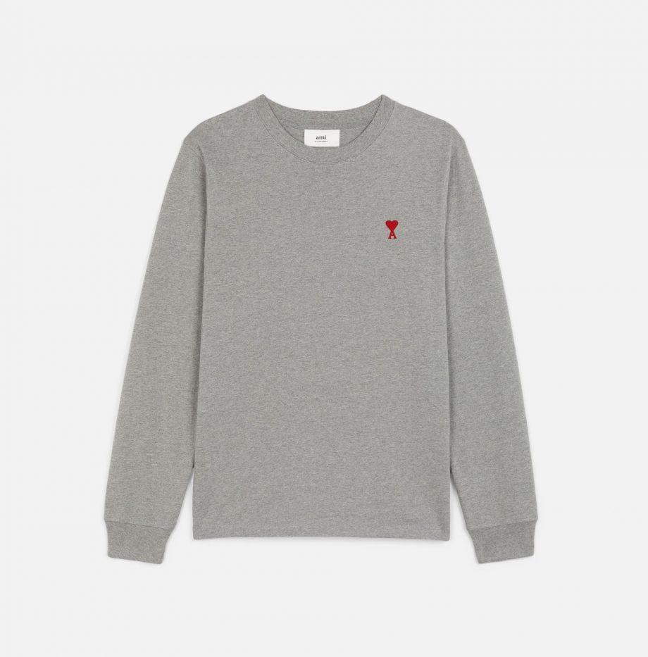 T-shirt_manche_longue_Ami_de_Coeur_Gris_Chine_3