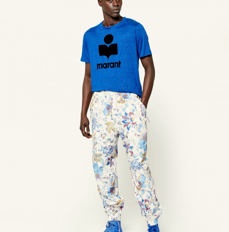 Tee-Shirt_Karman_Isabel_Marant_Bleu