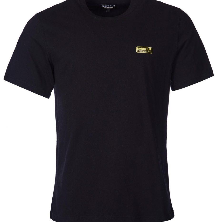 Tee-Shirt_Small_Logo_Barbour _nternational_Black_2