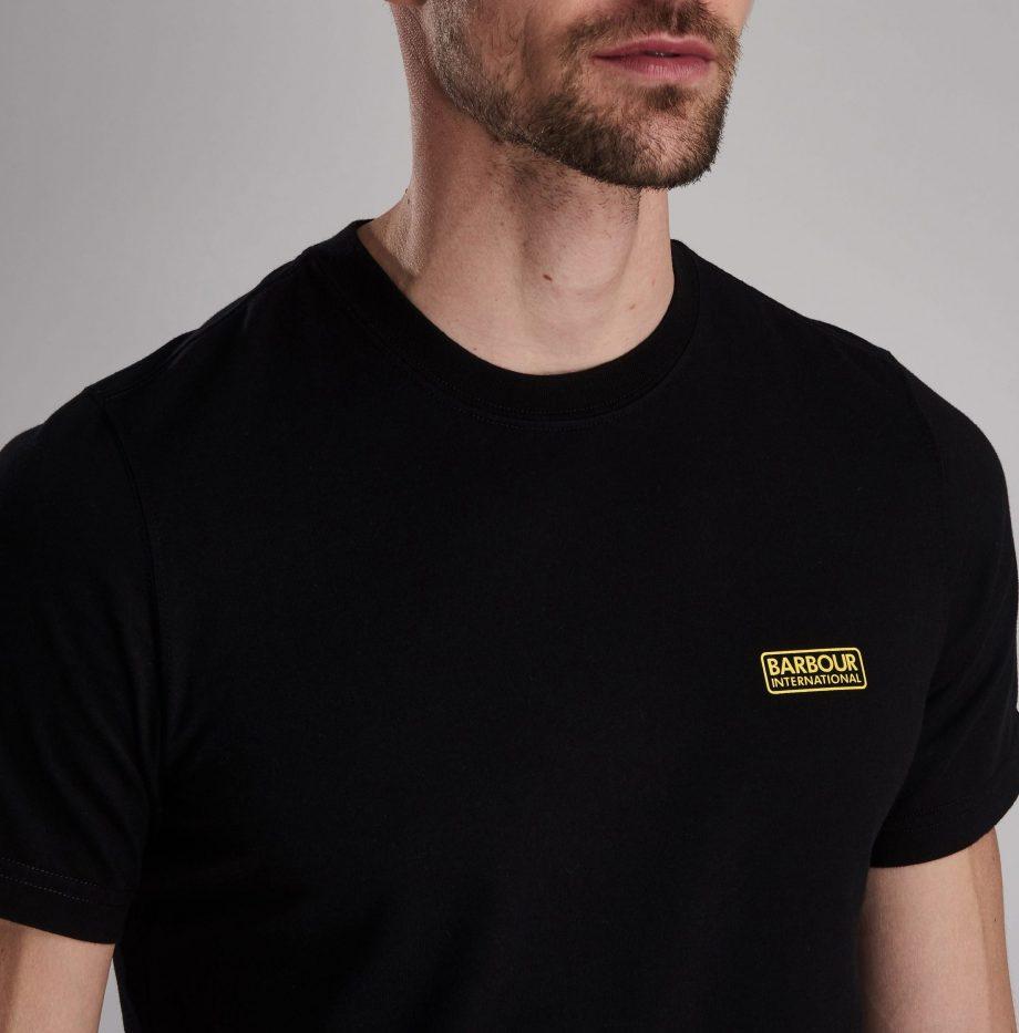 Tee-Shirt_Small_Logo_Barbour _nternational_Black_4