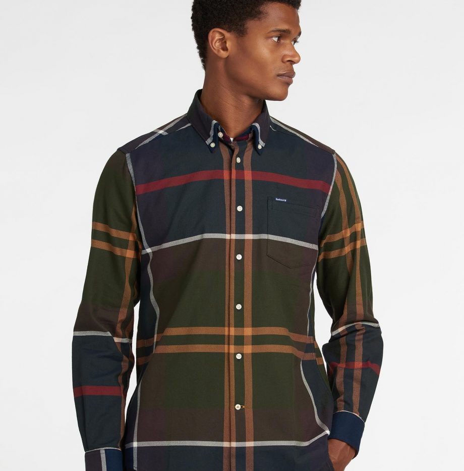 Chemise_Dunoon_Barbour_Classic_Tartan