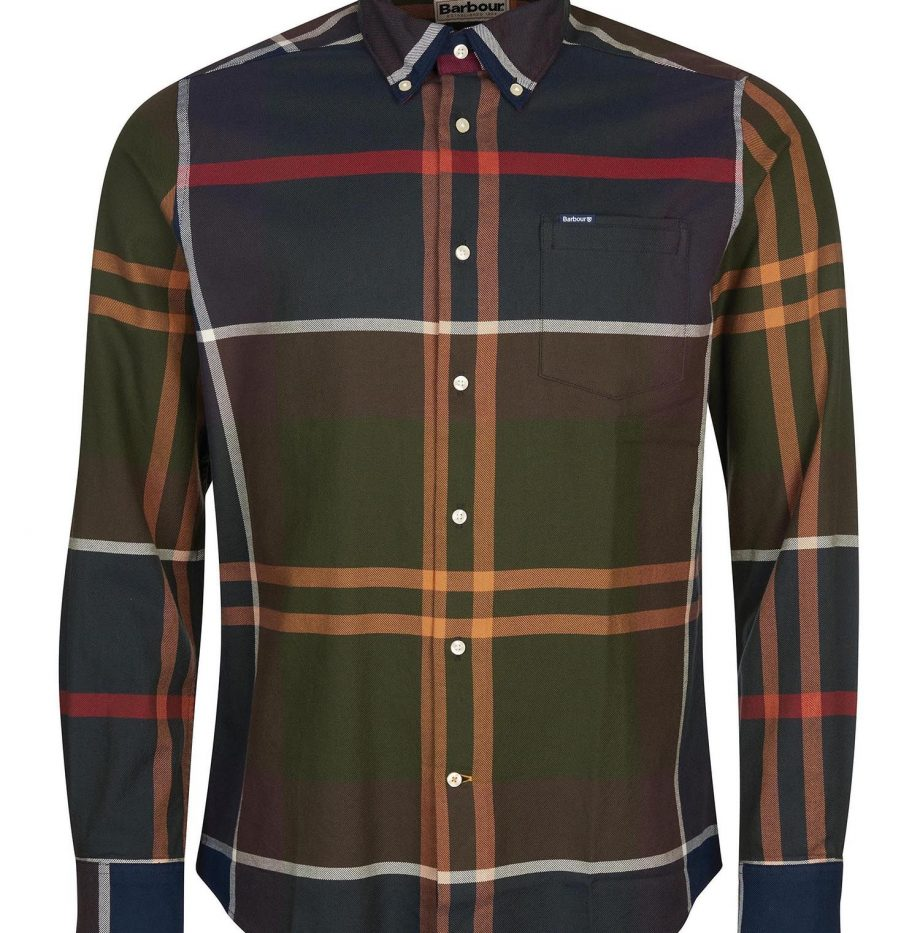 Chemise_Dunoon_Barbour_Classic_Tartan_2
