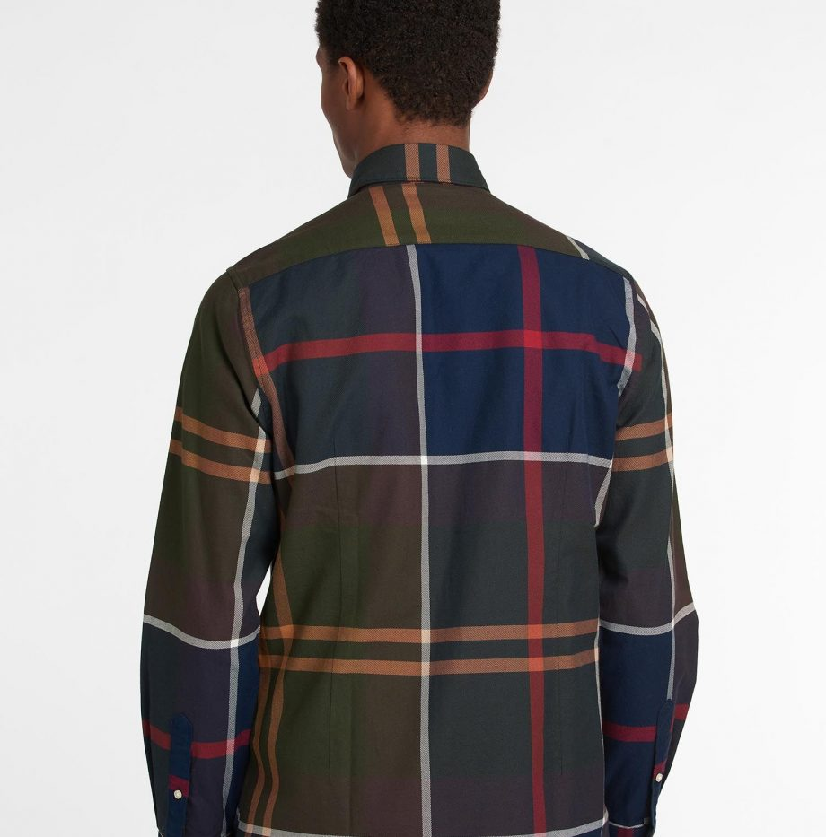 Chemise_Dunoon_Barbour_Classic_Tartan_4