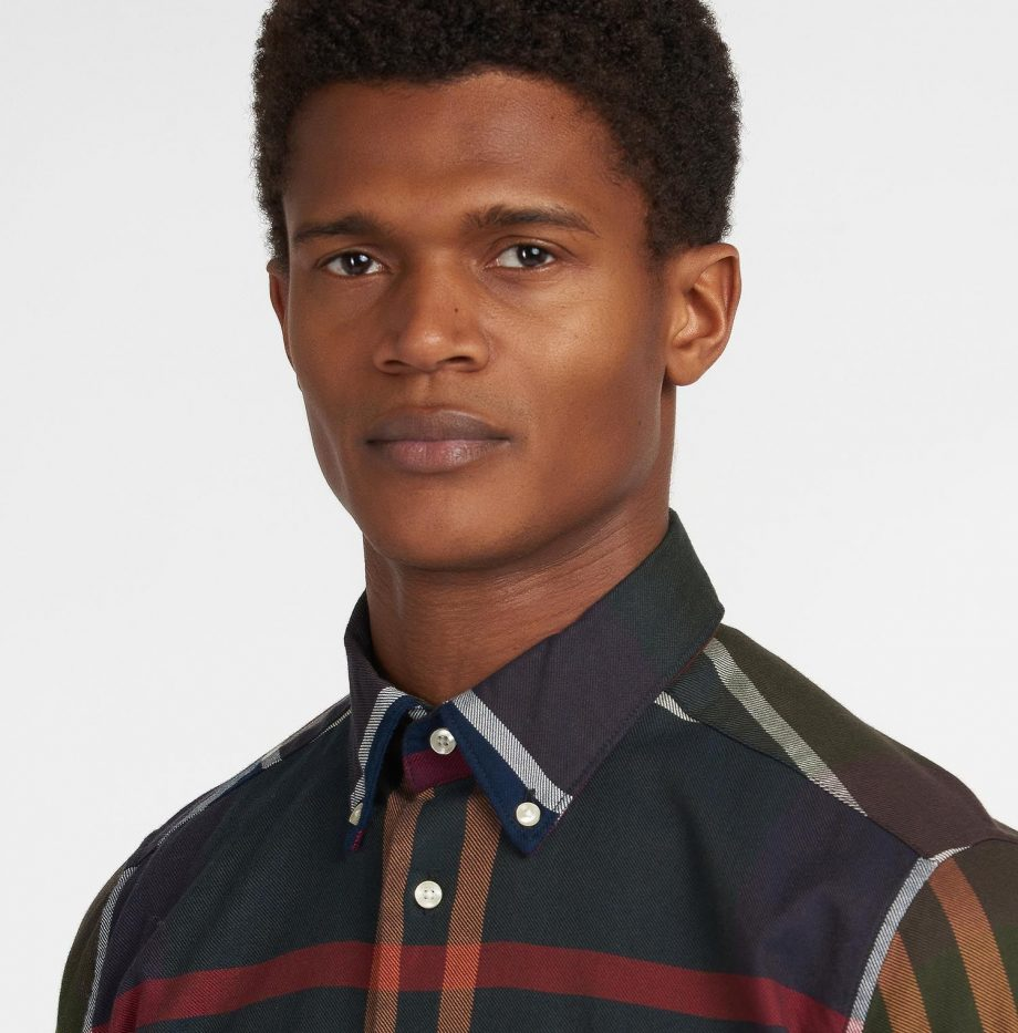 Chemise_Dunoon_Barbour_Classic_Tartan_5