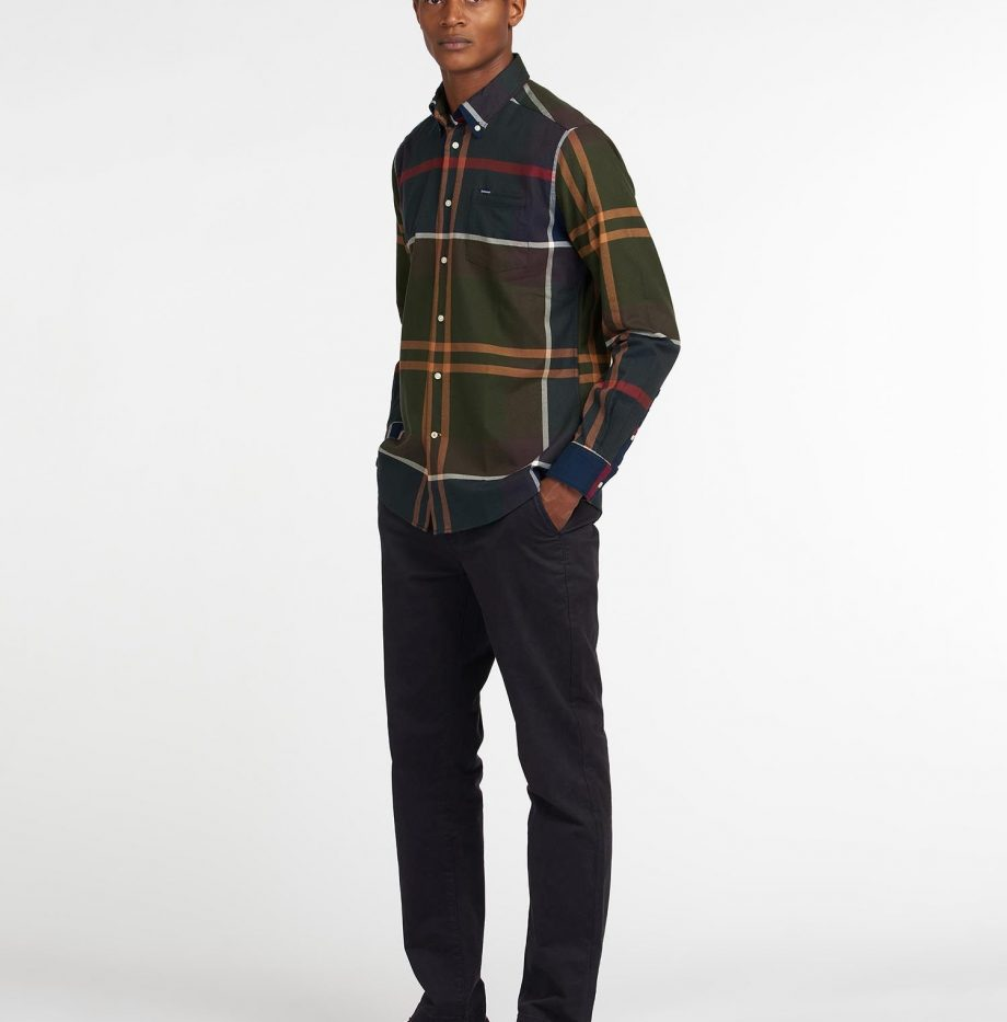 Chemise_Dunoon_Barbour_Classic_Tartan_6