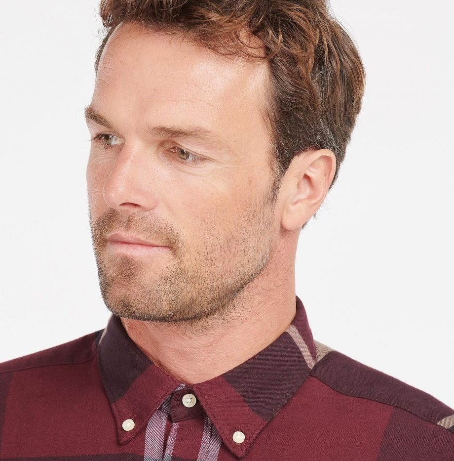 Chemise_Iceloche_Barbour_Winter_Red_4