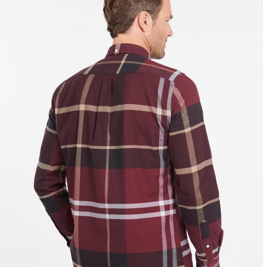 Chemise_Iceloche_Barbour_Winter_Red__3