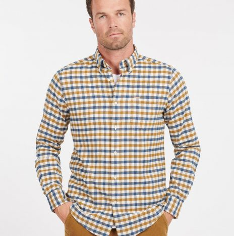 Chemise Rothe Barbour Ecru