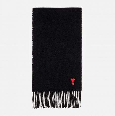 Echarpe Classique Ami de Coeur Black