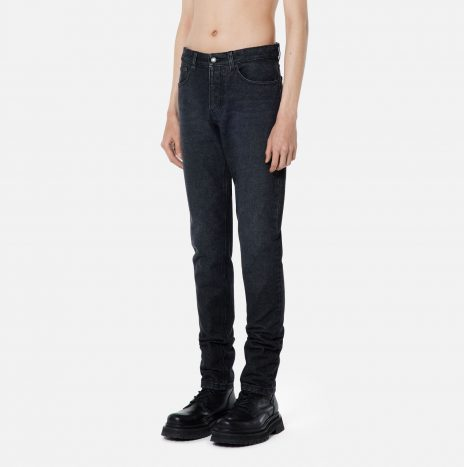 Jeans Ami Fit Black Used