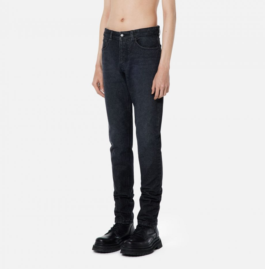 Jeans_Ami_Fit_Black_Used_2