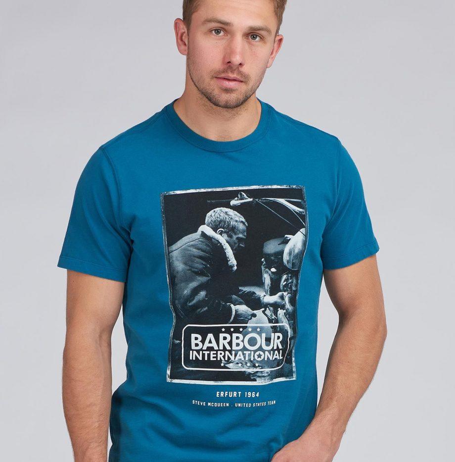 Tee-Shirt_Mechanic_STEVE_MCQUEEN™_Barbour_Legion_Blue