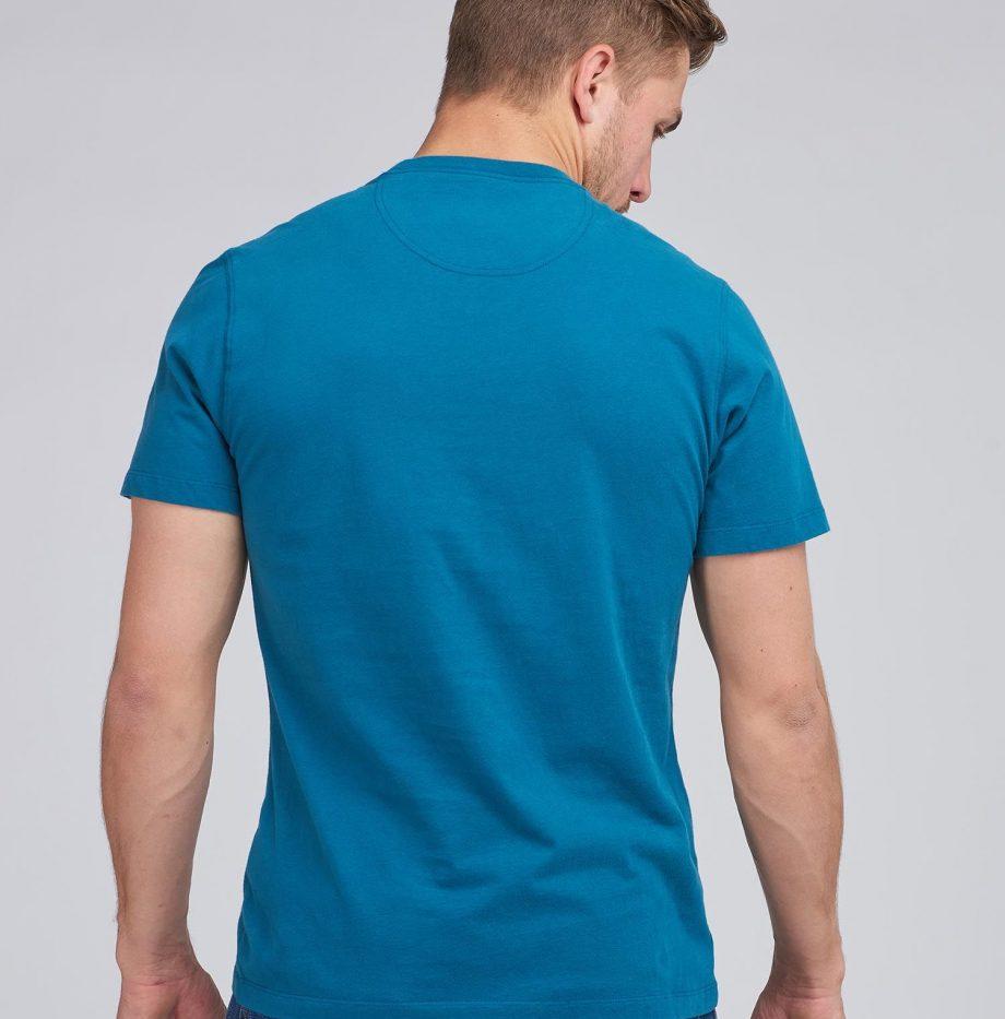 Tee-Shirt_Mechanic_STEVE_MCQUEEN™_Barbour_Legion_Blue_4