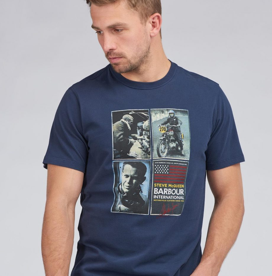 Tee-Shirt_Multi_STEVE_MCQUEEN™_Barbour_Navy