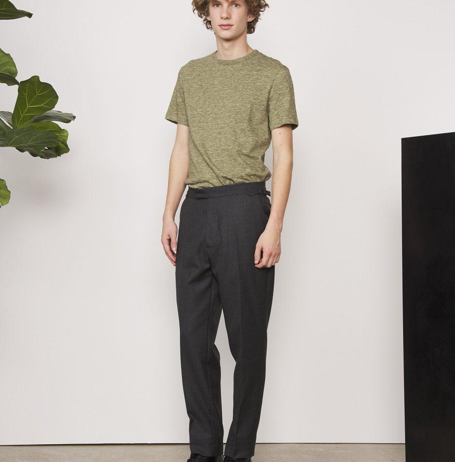 shirt_Cotton_Jersey_Officine_Générale_Olive_5