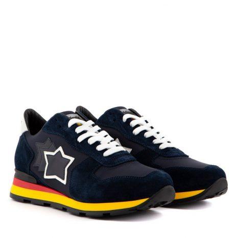 Basket Atlantic Stars Antares Nautical Blue