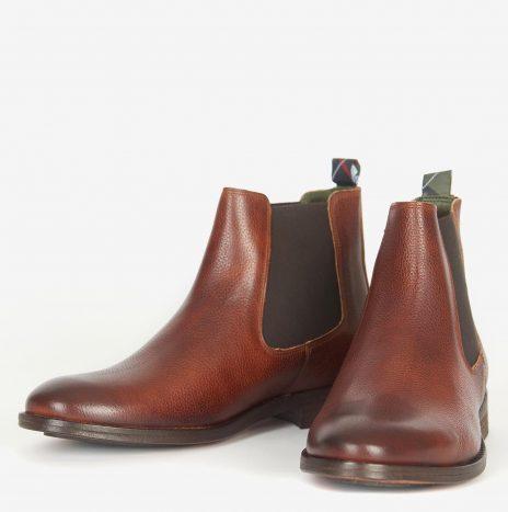 Boots Barbour Bedlington Chestnut Grain