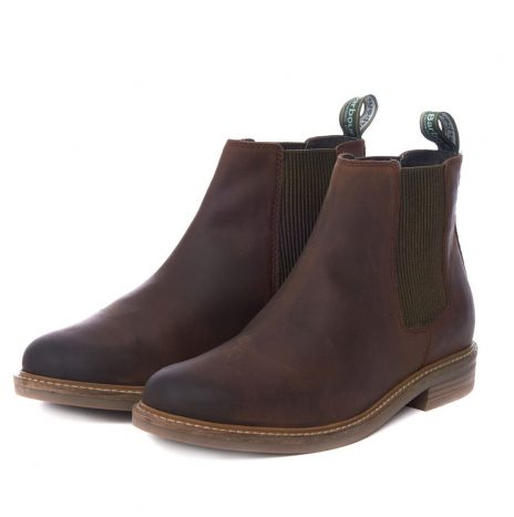 Boots Barbour Farsley Choco