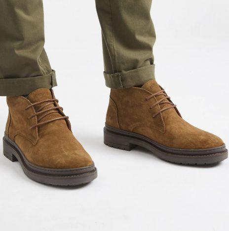 Chaussure Chestnut Faguo Camel