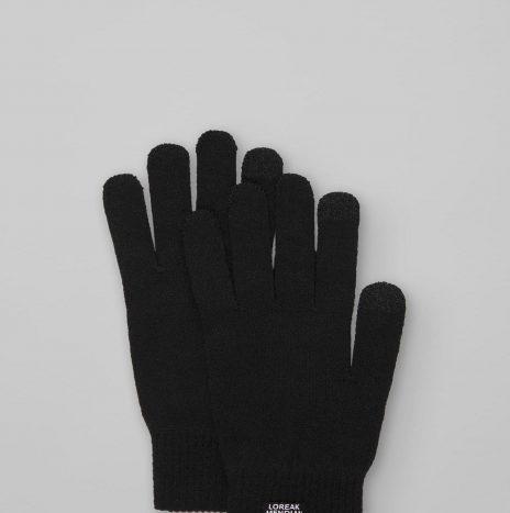 Gants Loreak Mendian Noir