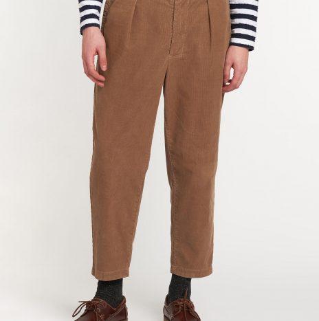 Pantalon Velours Franck Barbour Sandstone